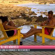 L'île des vérités 3 : Julien s'excuse auprès de Manon... pour mieux l'enfoncer