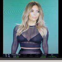 Kim Kardashian : taille fine et décolleté sur Instagram