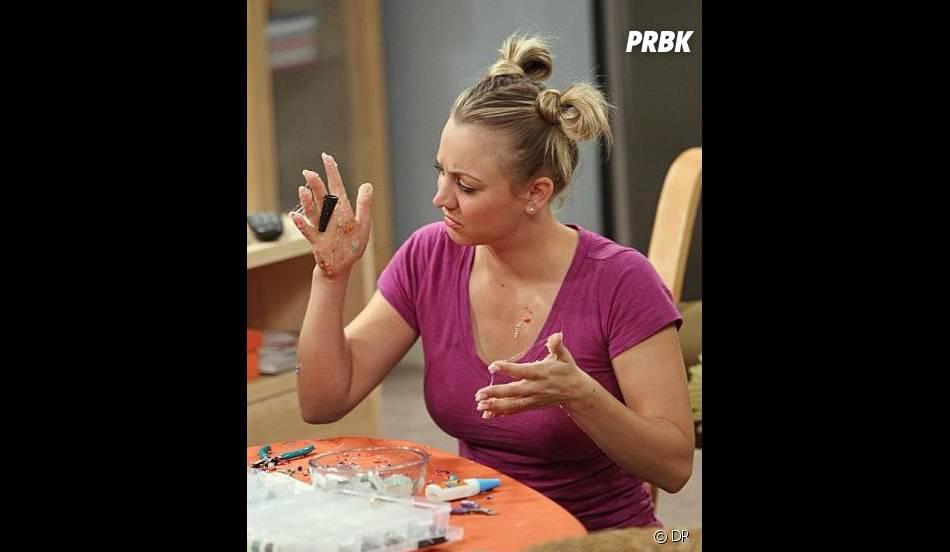 The Big Bang Theory saison 7 : Penny est toujours aussi douée