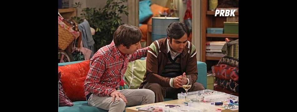 The Big Bang Theory saison 7 : Raj et Howard ne sont pas oubliés