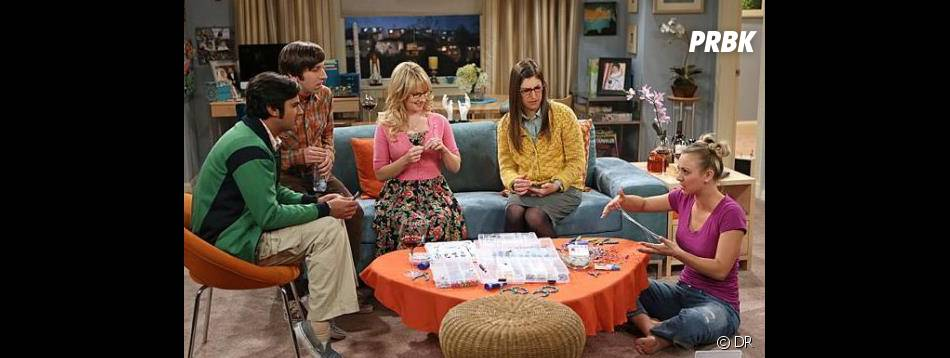 The Big Bang Theory saison 7 : photo promo de l'épisode 7