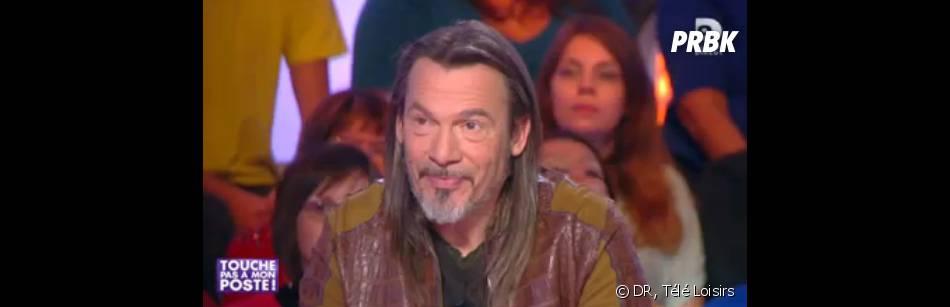 Cyril Hanouna a reçu Florent Pagny dans Touche pas à mon poste