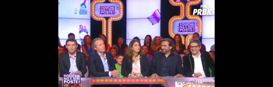 Nouvelle Star 2014 : Olivier Bas et André Manoukian dans Touche pas à mon poste