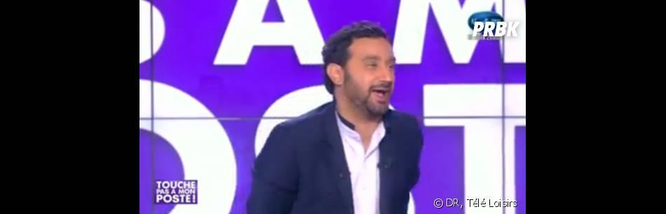 Cyril Hanouna heureux de dire qu'il préfère The Voice
