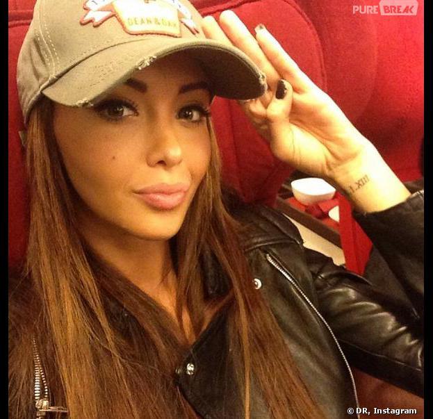 Nabilla Benattia : des relations difficiles avec son papa