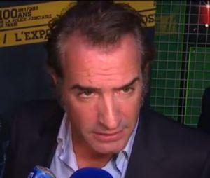 Jean Dujardin confirme sa rupture avec Alexandra Lamy le 12 novembre 2013