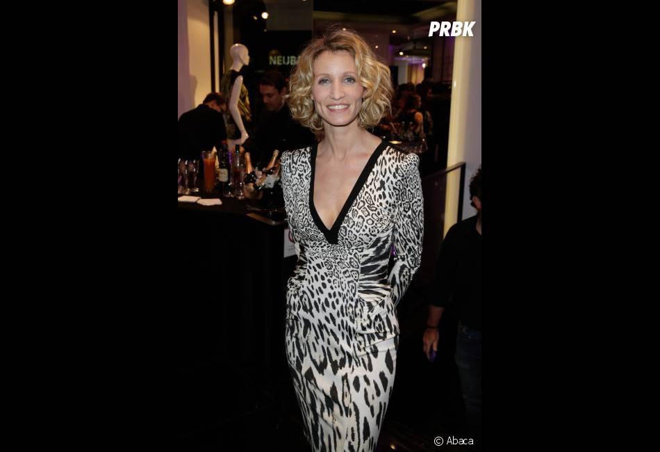 Alexandra Lamy est mariée à Jean Dujardin depuis juillet 2009