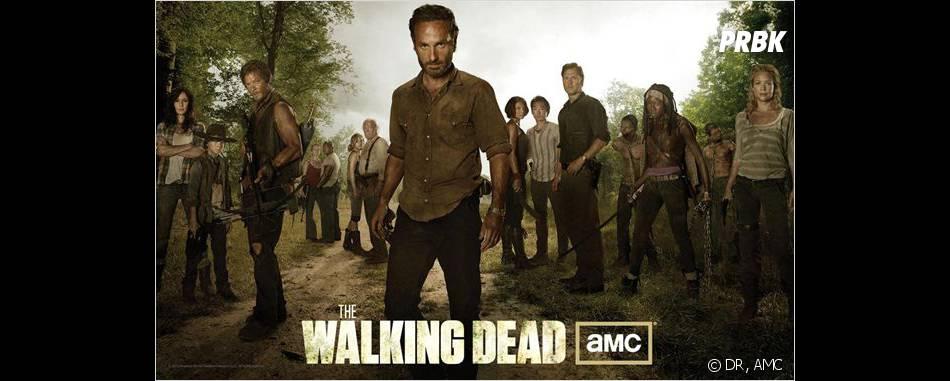 The Walking Dead saison 4 : le Gouverneur est de retour