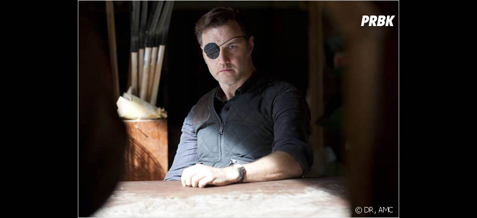 The Walking Dead saison 4 : David Morrissey parle de son avenir