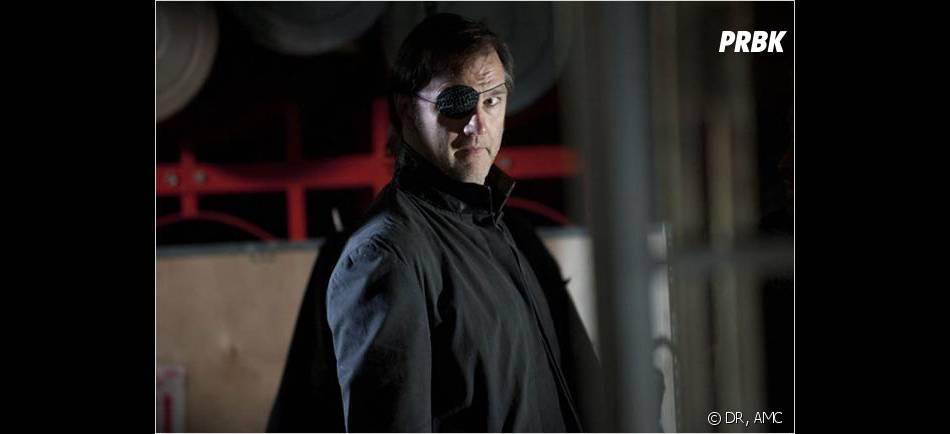 The Walking Dead saison 4 : David Morrissey ne veut pas partir