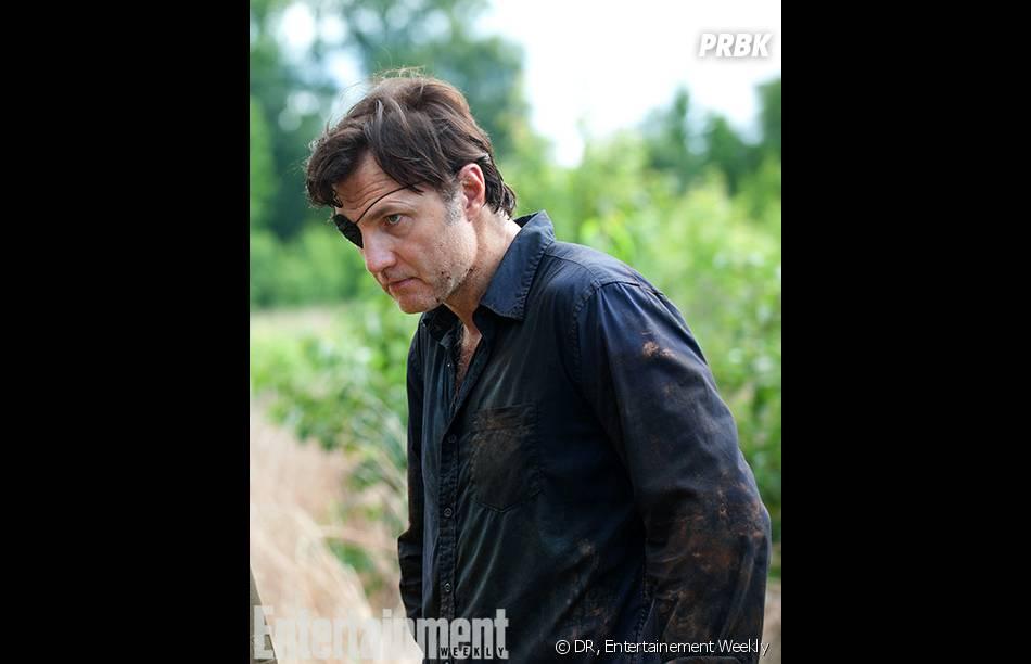 The Walking Dead saison 4 : le Gouverneur de retour