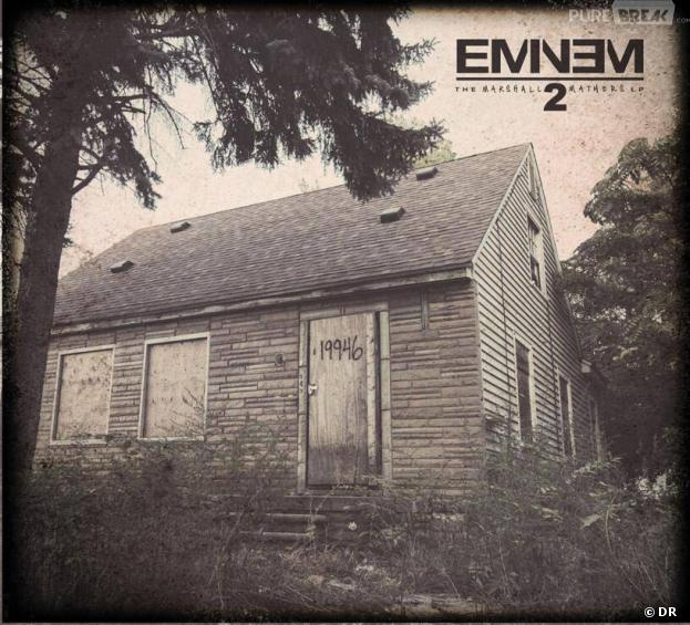 "Eminem : ""The Marshall Mathers LP 2"" cartonne"