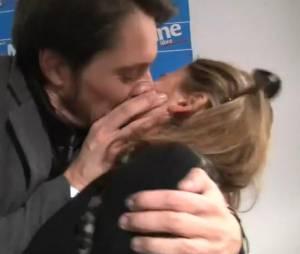 Danse avec les stars 4 : Vincent Cerruti et Sandrine Quétier s'embrassent