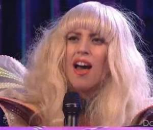Lady Gaga chante Gipsy au SNL