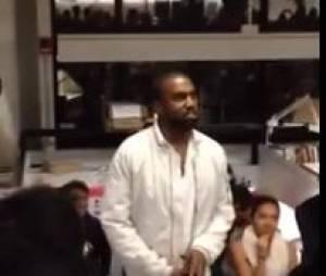 Kanye West à Harvard, le 17 novembre 2013