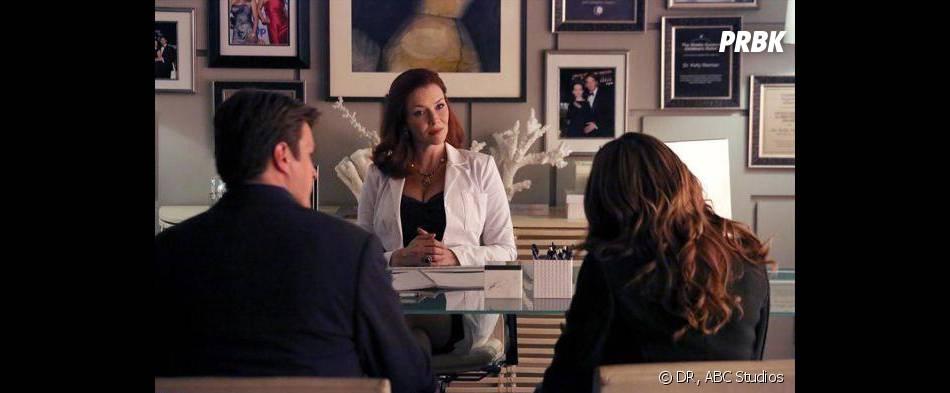 Castle saison 6, épisode 9 : Annie Wersching en guest