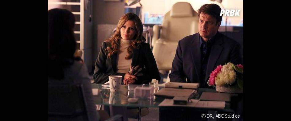 Castle saison 6, épisode 9 : un étrange message Rick et Kate