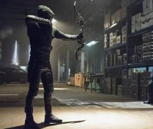 Arrow saison 2 : de nouvelles photos
