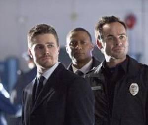 Arrow saison 2 : Oliver Queen se fait un ami