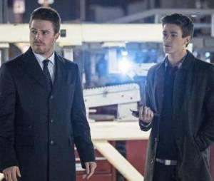 Arrow saison 2 : Oliver Queen face à Barry Allen