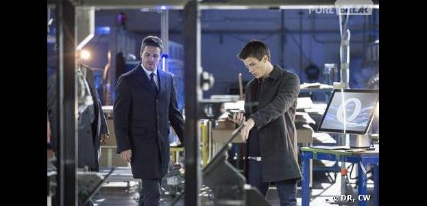 Arrow saison 2 : Oliver Queen et The Flash