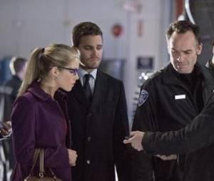 Arrow saison 2 : Allen débarque dans le show