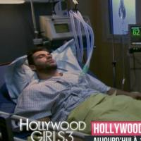 "Hollywood Girls 3 : Kevin bientôt mort ? ""Adieu beau gosse"""