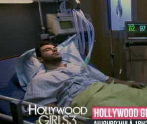 Hollywood Girls 3 : Kevin toujours à l'hôpital