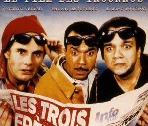 """Les Inconnus : """"Les Trois Frères"""", un succès sorti en 1995"""