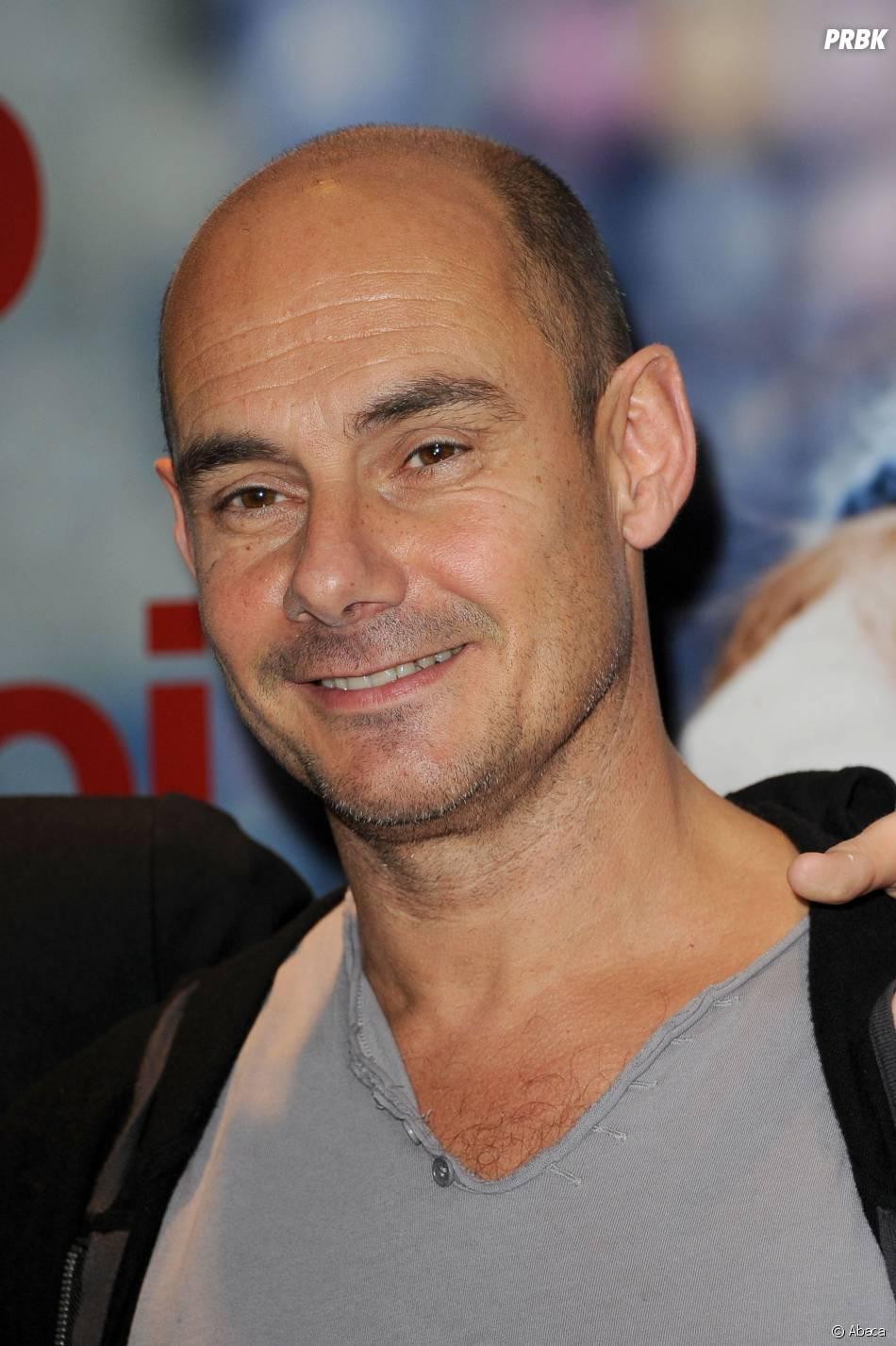 Bernard Campan à Paris, le 15 janvier 2010