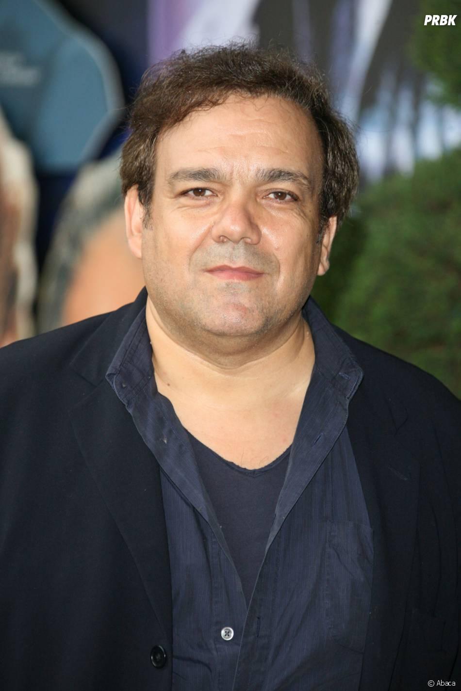Didier Bourdon à son arrivée au festival de Cannes 2009