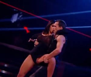 Danse avec les stars 4 : Alizée sexy pendant sa prestation