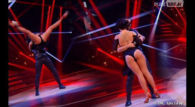 Danse avec les stars 4 : les fesses de Tal, la culotte d\'Alizée ...