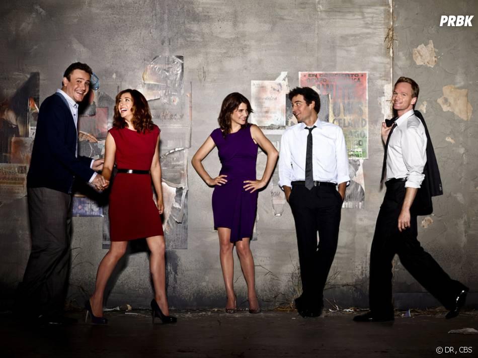 How I Met Your Mother saison 9 continue tous les dimanches aux US sur CBS
