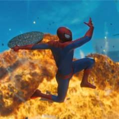 The Amazing Spider-Man 2 : bande-annonce avec l'homme araignée face à ses ennemis