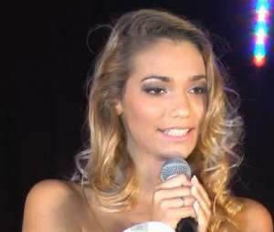 Miss France 2014 : Camille Gafa, Miss Aquitaine