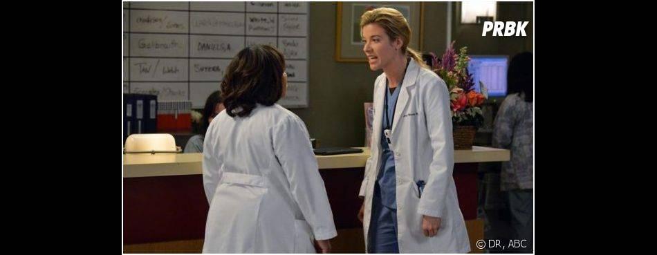 Grey's Anatomy saison 10, épisode 12 : Bailey VS Leah