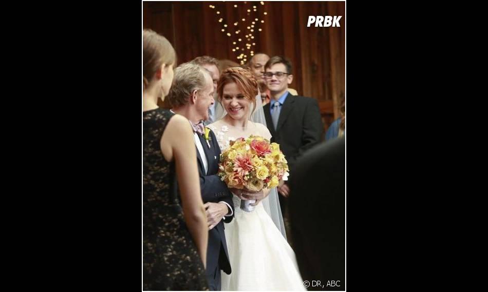 Grey's Anatomy saison 10, épisode 12 : April en robe de mariée