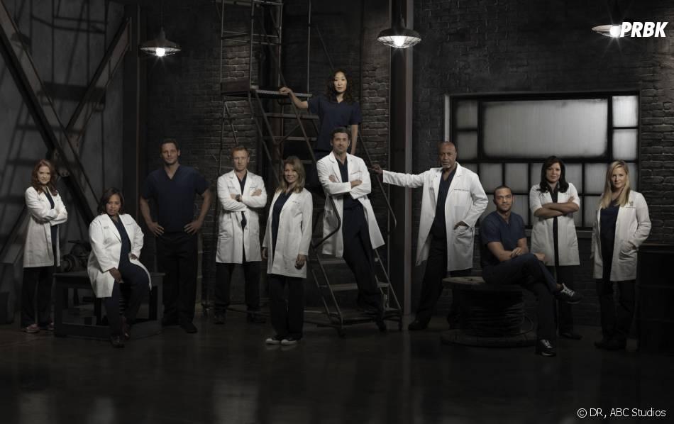 Grey's Anatomy saison 10, épisode 12 : un final de mi-saison explosif