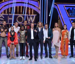 Ice Show : les candidats lors de la demi-finale