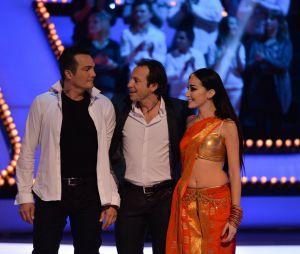 Ice Show : l'équipe de Philippe Candeloro lors de la demi-finale
