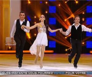 Ice Show : la représentation de l'équipe de Philippe Candeloro lors de la demi-finale