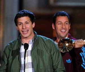 Adam Sandler et Andy Samberg : retrouvailles dans Brooklyn Nine-Nine
