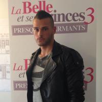 """Giuseppe (La Belle et ses princes 3) : """"Dans la vraie vie,  je ne vais pas vers le filles"""" (INTERVIEW)"""