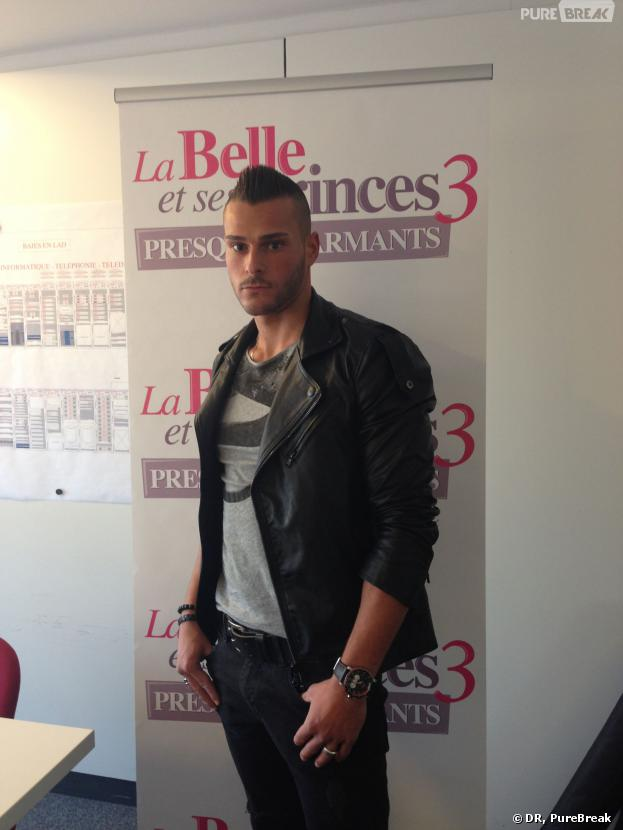 La Belle et ses princes 3 : Giuseppe en interview pour PureBreak