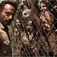 The Walking Dead saison 4 : Rick en dépression, Carl en leader ?