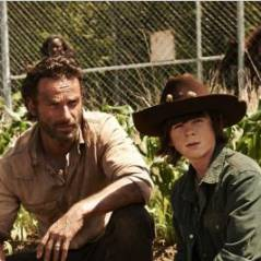 The Walking Dead saison 4 : Rick en dépression, Carl nouveau leader ?