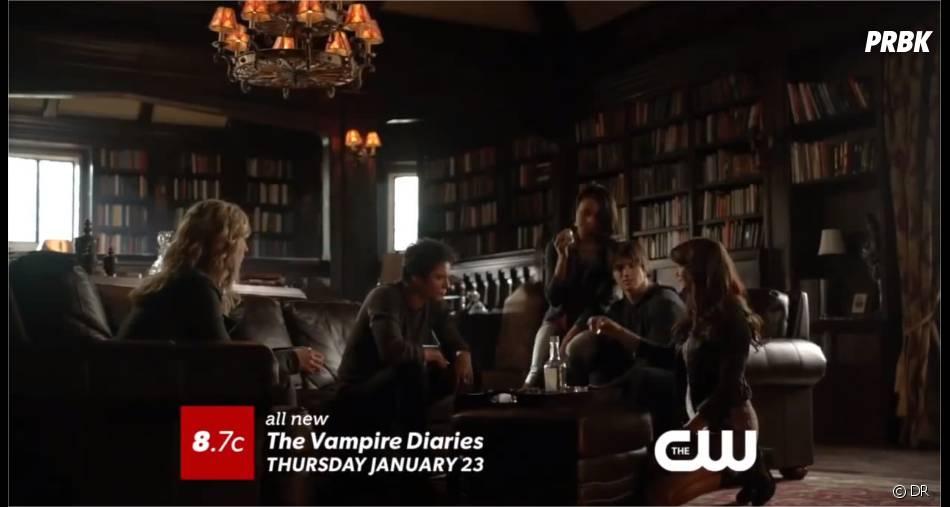 Vampire Diaries saison 5, épisode 11 : dernier hommage à Katherine dans la bande-annonce