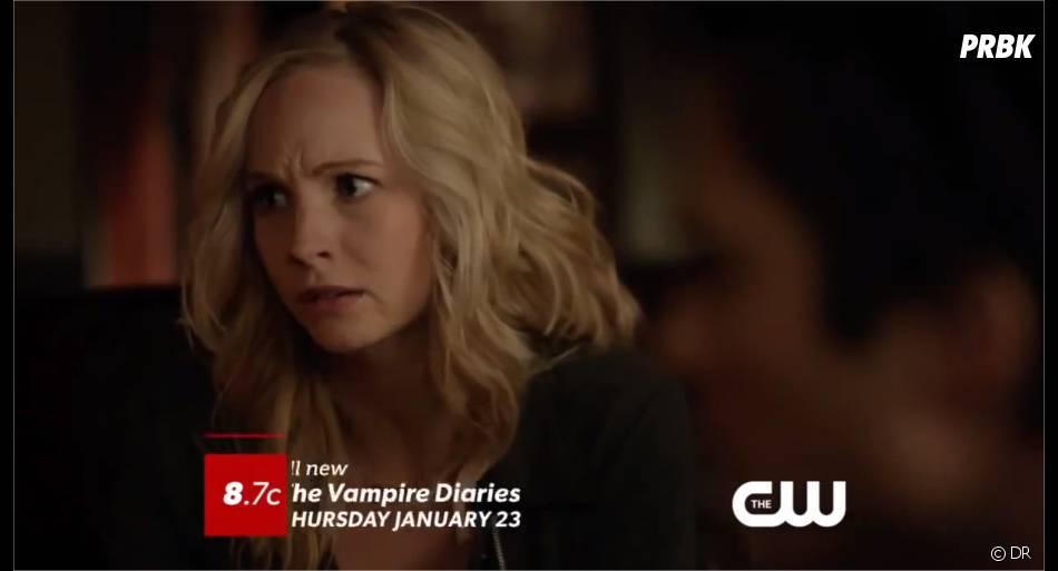 Vampire Diaries saison 5, épisode 11 : Caroline dans la bande-annonce