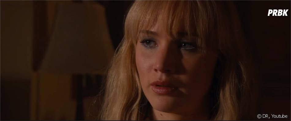 X-Men Days of Future Past : Jennifer Lawrence dans la bande-annocne